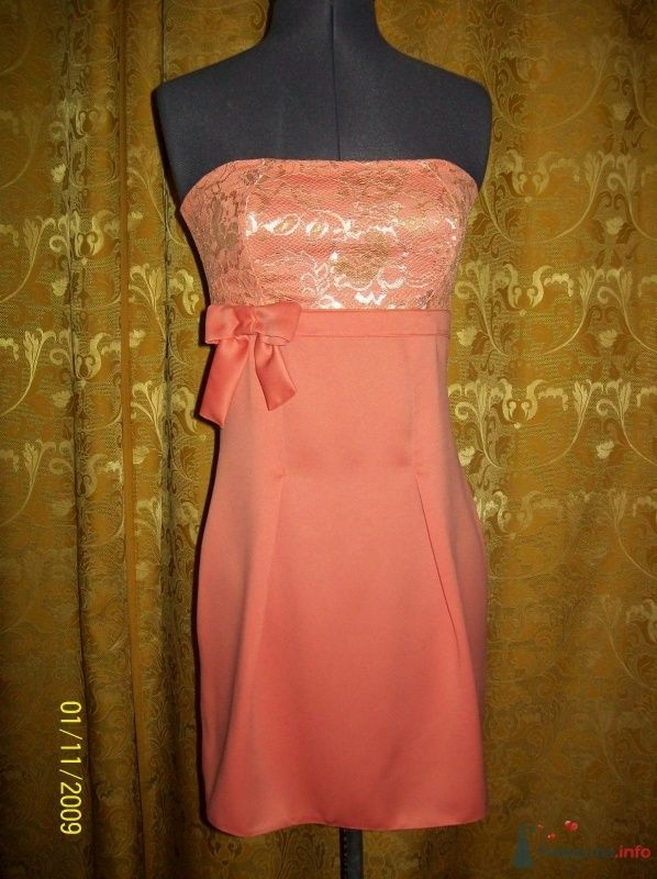 Платье Айгуль - фото 63237 Ателье свадебной и вечерней одежды Ирины Балявиной