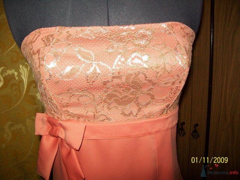Платье Айгуль - фото 63238 Ателье свадебной и вечерней одежды Ирины Балявиной