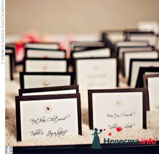 Фото 97450 в коллекции Коричневая свадьба