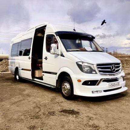 Микроавтобус Mercedes sprinter 20 мест