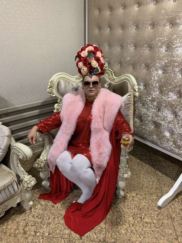 "Фото 19799085 в коллекции Портфолио - ""Супершоу Сердючки"" - шоу-программа"