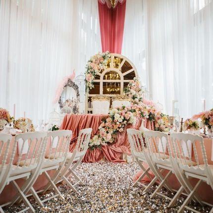 Координатор (организатор) свадьбы, юбилея