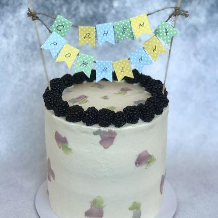 Торт Шоколад-Арахис