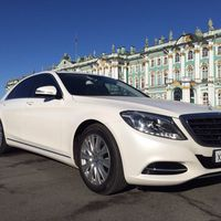Аренда Mercedes - Benz S -klasse 222, 1 час