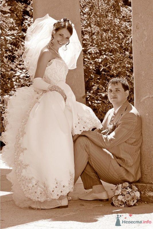 Фото 63678 в коллекции Свадьба  Яны и Константина