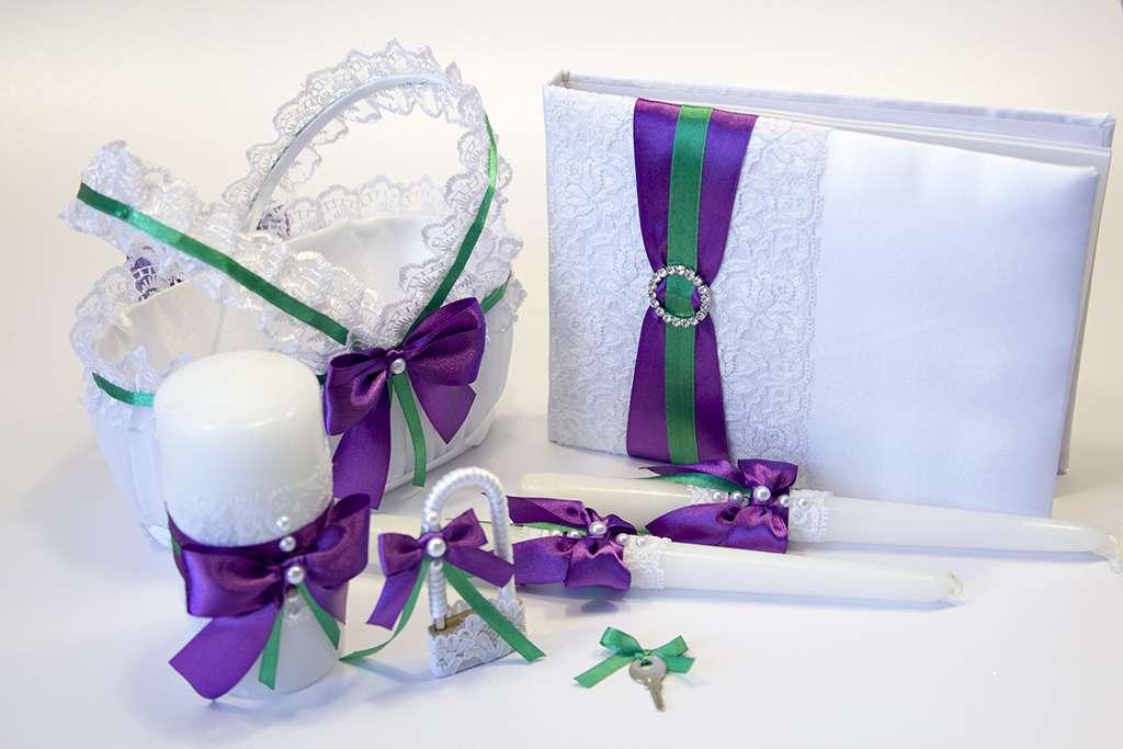 Коллекция «Фиалка» - фото 880517 Wedcraft - свадебный декор
