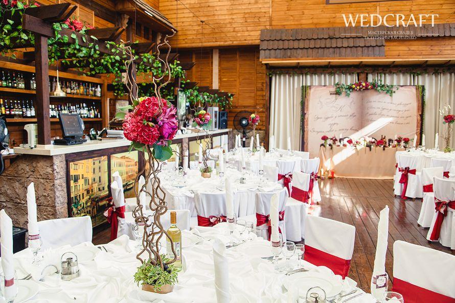 Фото 6563728 в коллекции Портфолио - Wedcraft - свадебный декор