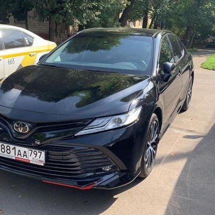 Аренда Toyota Camry 2020, 5 ч.