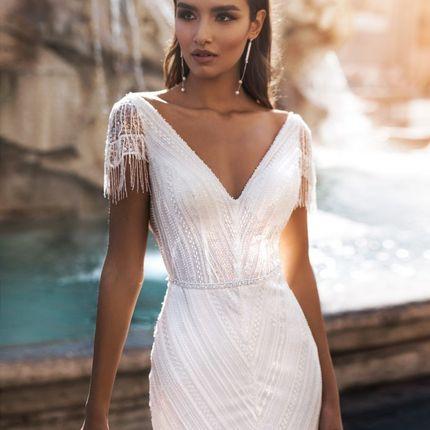 Платье-русалка