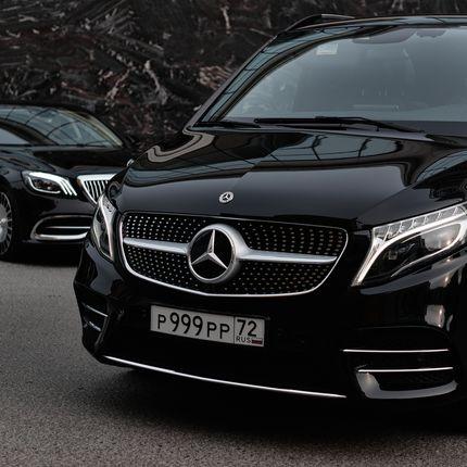 Mercedes V-class в аренду