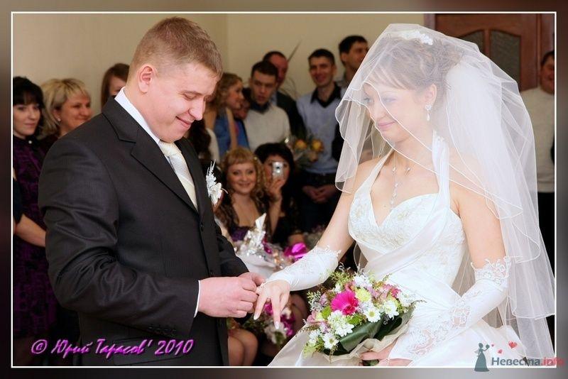 Фото 80233 в коллекции Свадьбы - Cвадебный фотограф Юрий Тарасов