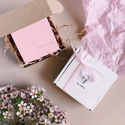 Натуральное мыло в подарочной упаковке