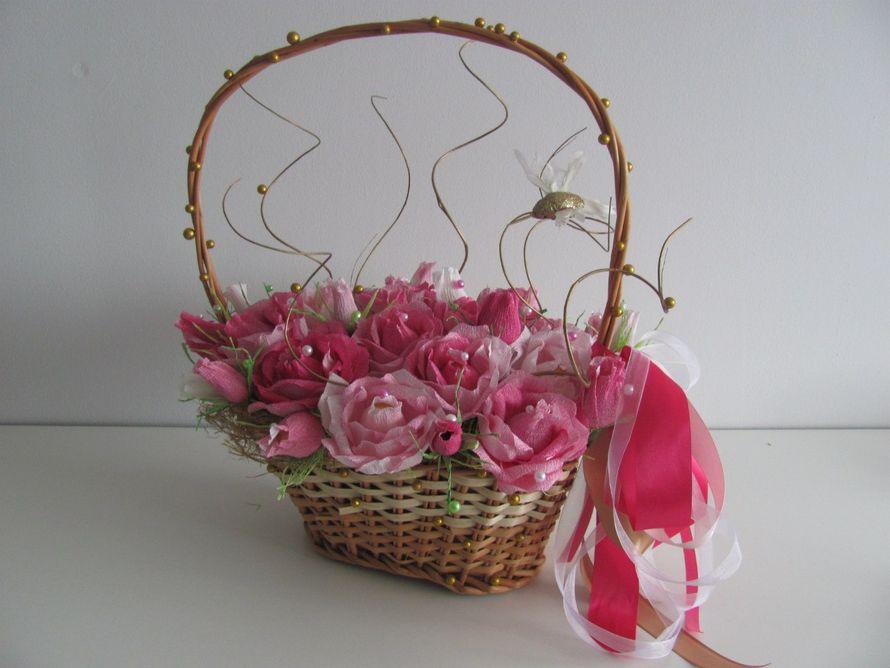 Фото 1488445 в коллекции Сладкие подарки молодоженам - Olga Kalyakina - свадебные аксессуары