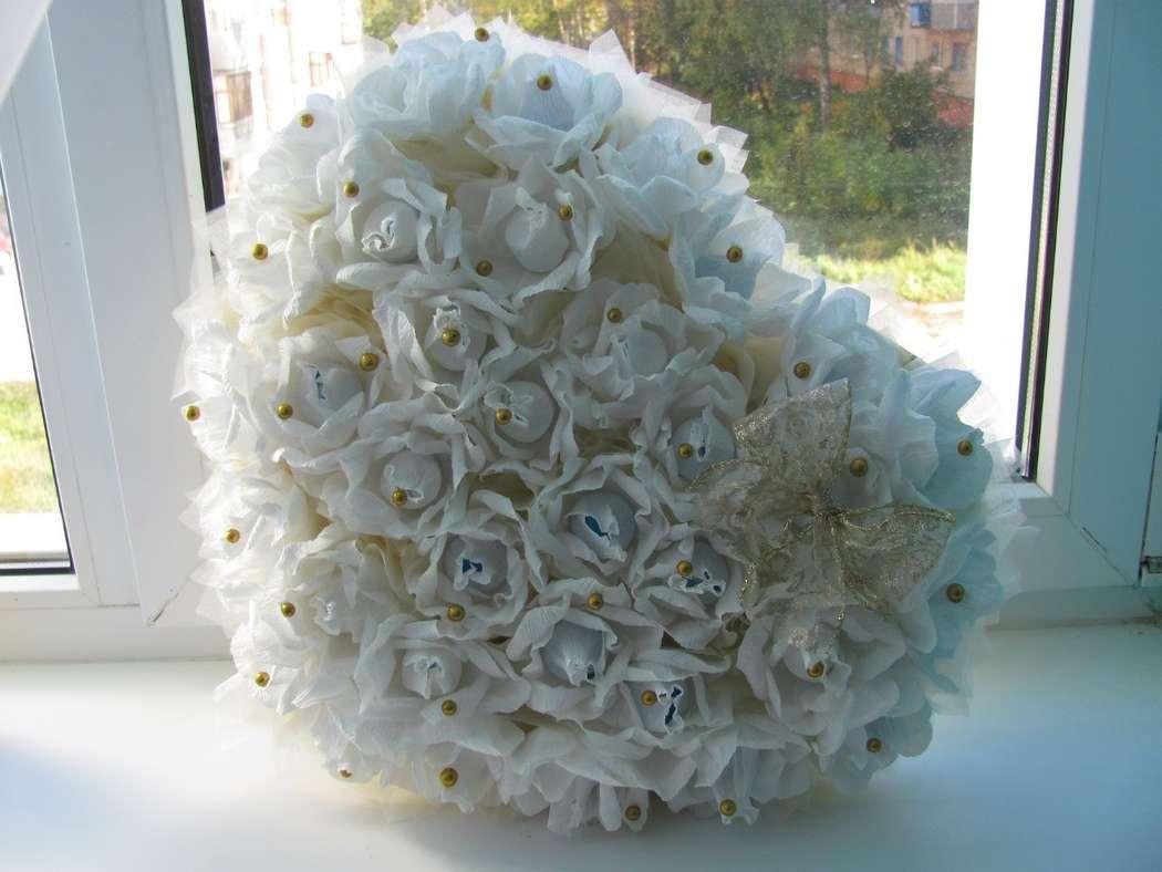 Фото 1488497 в коллекции Сладкие подарки молодоженам - Olga Kalyakina - свадебные аксессуары