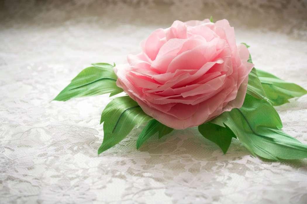 Фото 1488605 в коллекции Цветы ручной работы - Olga Kalyakina - свадебные аксессуары