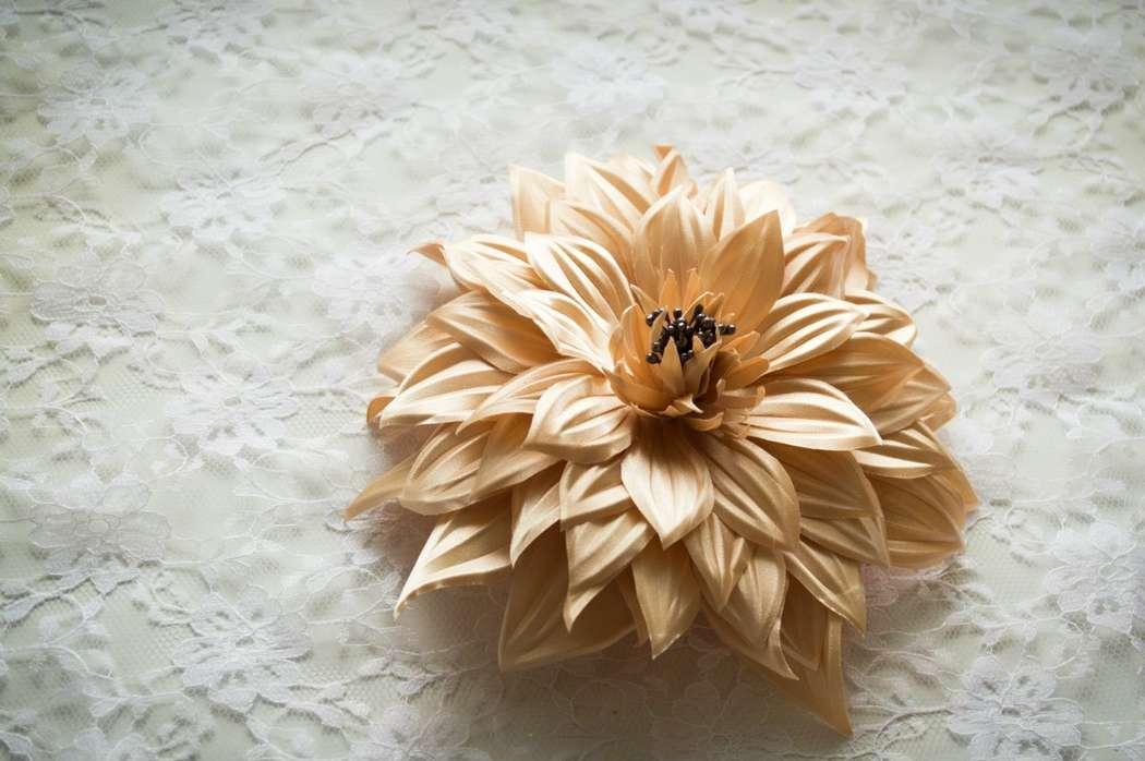 Фото 1488607 в коллекции Цветы ручной работы - Olga Kalyakina - свадебные аксессуары