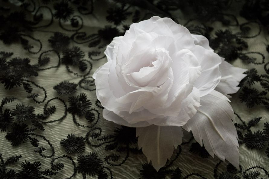 Фото 1488609 в коллекции Цветы ручной работы - Olga Kalyakina - свадебные аксессуары