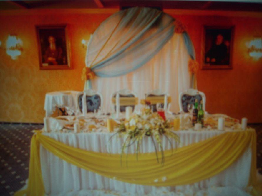 Фото 892195 в коллекции оформление банкетного зала - Шангараева Э. Б. - свадебный декор