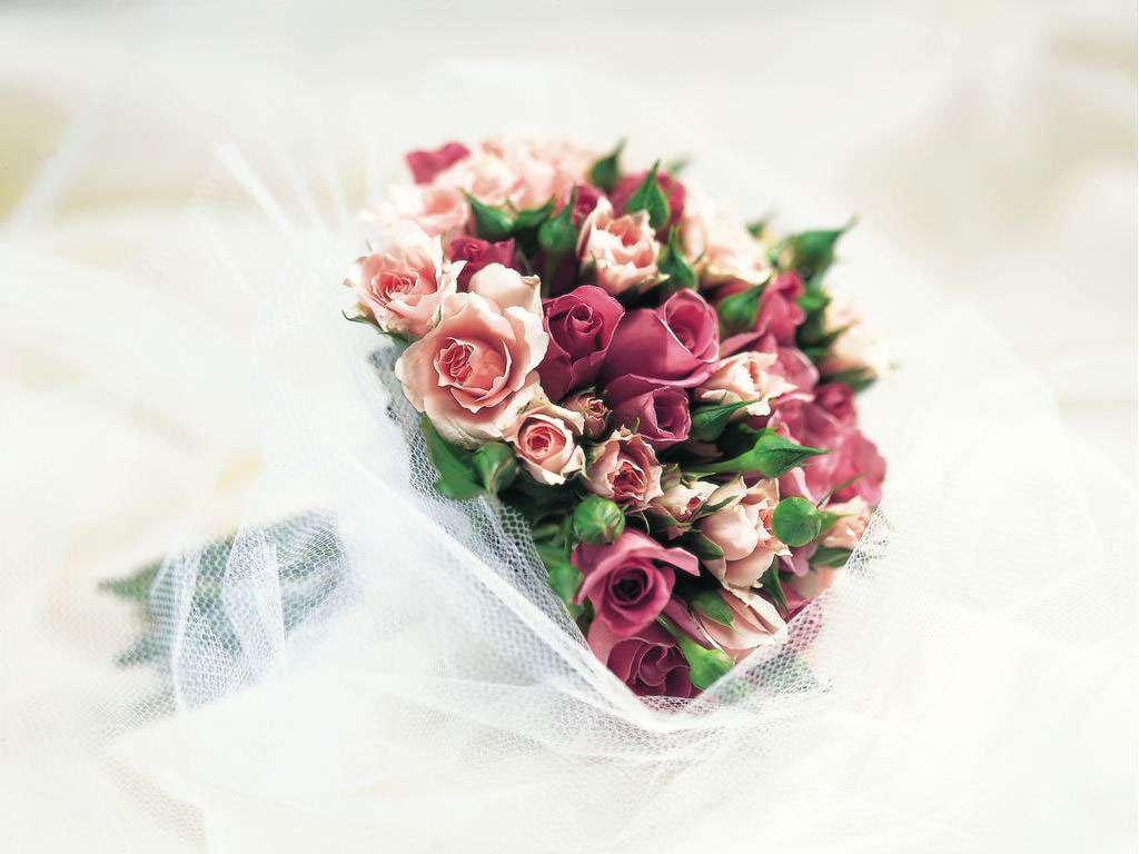 Открытки свадьба красивые букеты