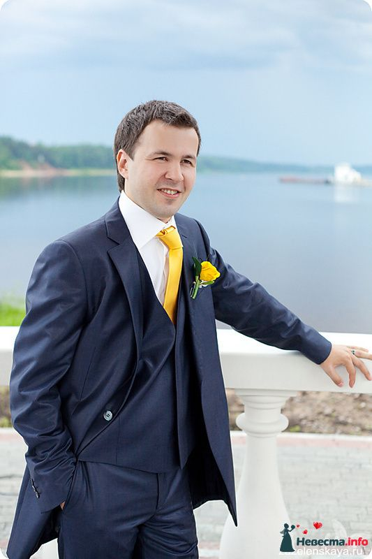 Фото 108580 в коллекции My lemon&camomile wedding