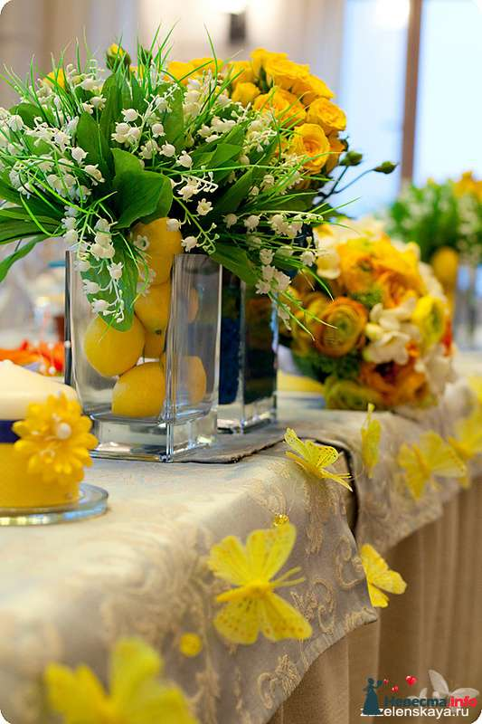 Фото 108646 в коллекции My lemon&camomile wedding - Shuga
