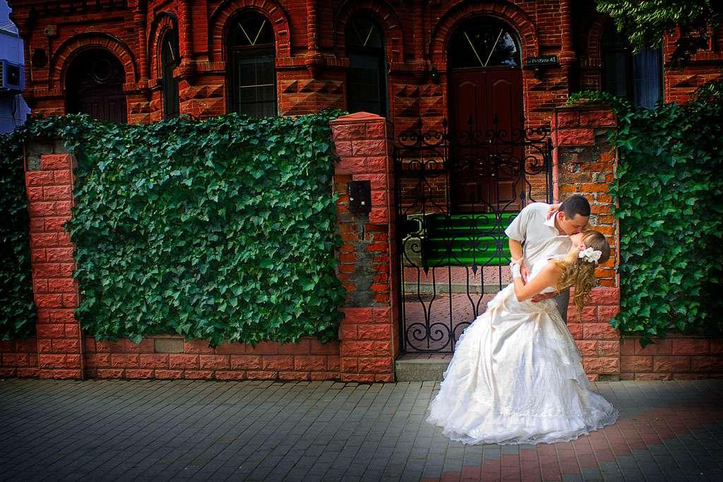 Поцелуй - фото 995079 Фотограф Леонид Шафтан
