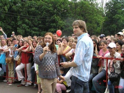 Праздник столичного мороженого в Сокольниках. - фото 3557 Невеста01