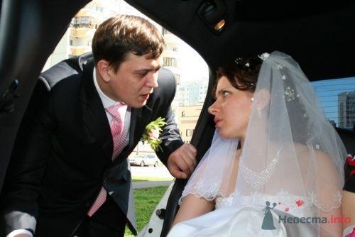 Фото 8196 в коллекции Свадебные фотографии