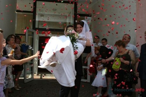 Фото 8478 в коллекции Свадебные фотографии