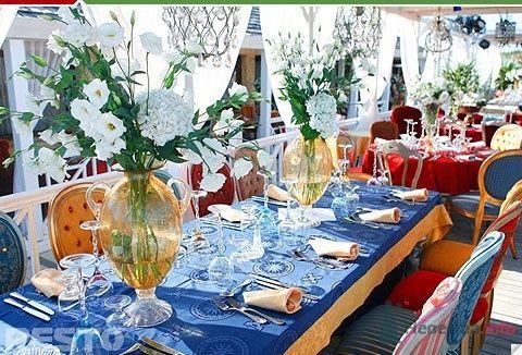 Фото 3662 в коллекции Банкеты от Novikov Catering - Novikov Catering - кейтеринг на праздник