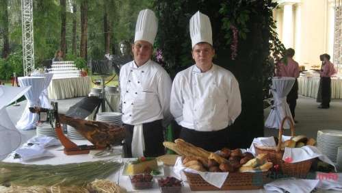 Фото 3676 в коллекции Банкеты от Novikov Catering - Novikov Catering - кейтеринг на праздник