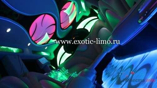 Прокат лимузина Infiniti QX56 - 3 - фото 3635 Экзотические лимузины - аренда лимузинов
