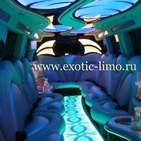Прокат лимузина Infiniti QX56 - 4