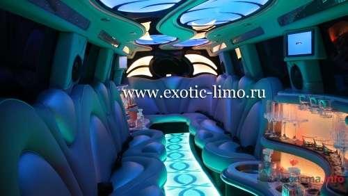 Прокат лимузина Infiniti QX56 - 4 - фото 3636 Экзотические лимузины - аренда лимузинов