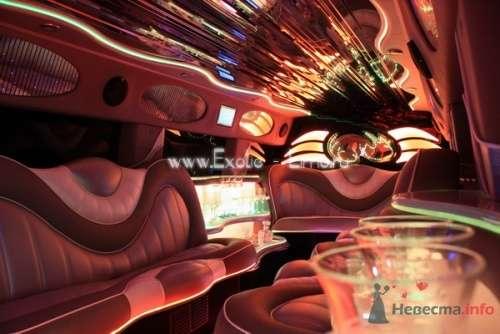 Фото 4195 в коллекции Лимузин Hummer H2 - Экзотические лимузины - аренда лимузинов
