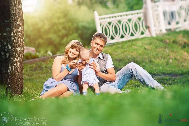Фото 32775 в коллекции Детское и семейное фото - Фотограф Радосвет Лапин