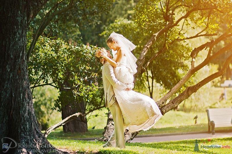 Фото 33992 в коллекции Свадебное фото - Фотограф Радосвет Лапин