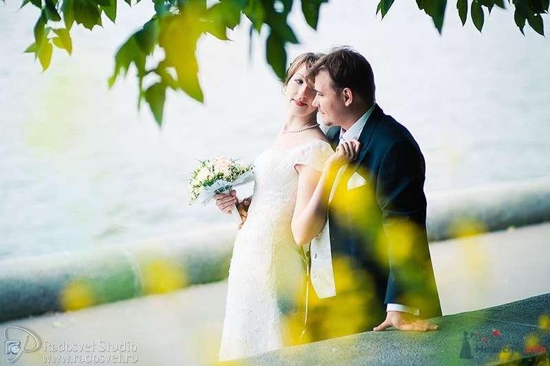 Фото 34978 в коллекции Свадебное фото - Фотограф Радосвет Лапин