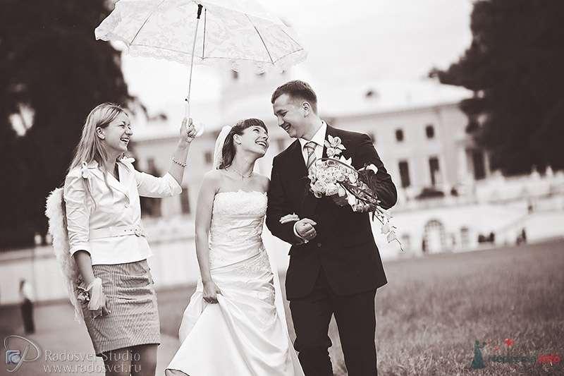 Фото 36662 в коллекции Свадебное фото - Фотограф Радосвет Лапин