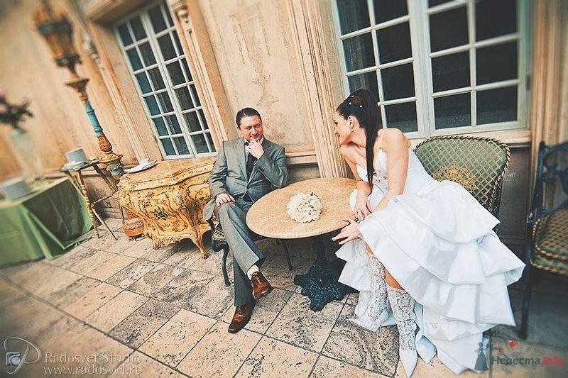 Фото 41486 в коллекции Свадебное фото - Фотограф Радосвет Лапин