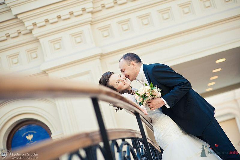 Фото 80126 в коллекции Свадебное фото - Фотограф Радосвет Лапин