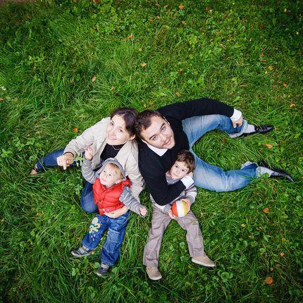Детское и семейное фото, 1 час