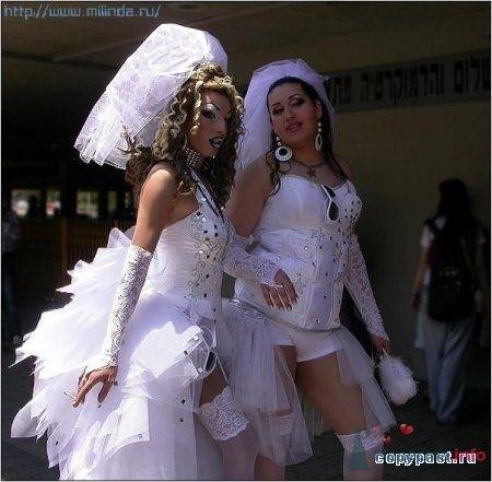 Фото 10813 в коллекции Смешные свадьбы - Ксюня