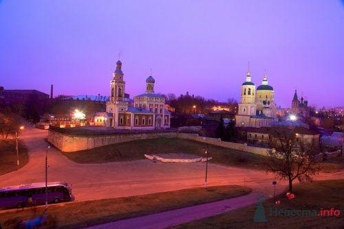 Соборная гора Серпухов