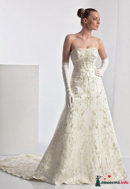 Мое платье! - фото 87917 Невеста Настенька