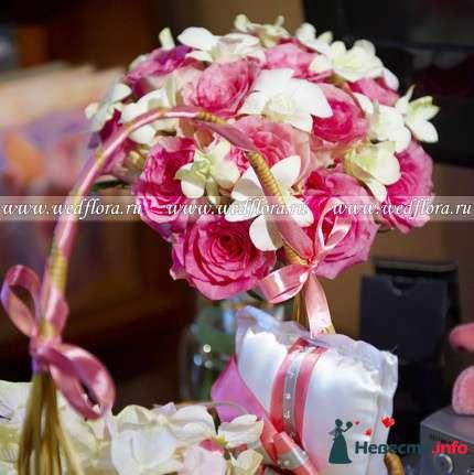 Фото 90096 в коллекции Букет невесты, подружек, и бутоньерка жениха! - Невеста Настенька