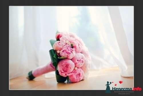 Фото 90161 в коллекции Букет невесты, подружек, и бутоньерка жениха! - Невеста Настенька