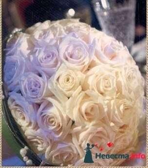 Фото 90172 в коллекции Букет невесты, подружек, и бутоньерка жениха! - Невеста Настенька