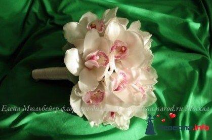 Фото 90192 в коллекции Букет невесты, подружек, и бутоньерка жениха! - Невеста Настенька