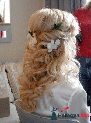Фото 90276 в коллекции Прически! - Невеста Настенька